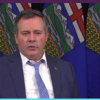 Lots of blame from Jason Kenney, but little accountability
